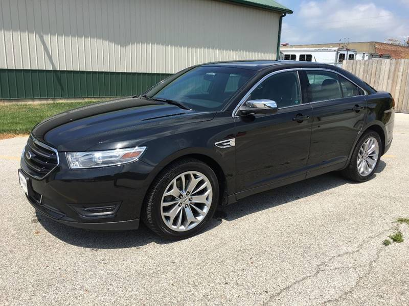 2014 Ford Taurus Limited 4dr Sedan - Des Moines IA