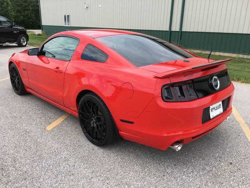 2013 Ford Mustang GT Premium 2dr Fastback - Des Moines IA