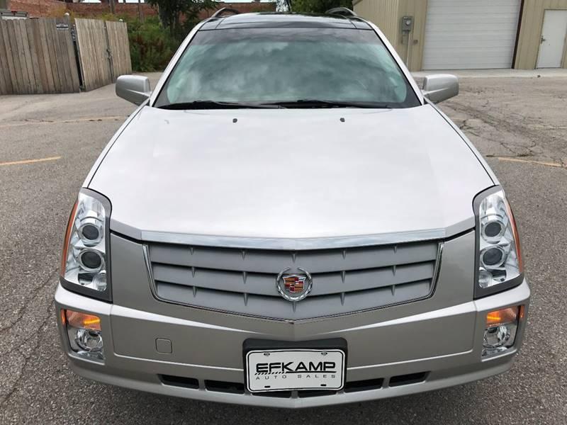 2007 Cadillac SRX AWD V6 4dr SUV ( 3.6 6cyl 5A ) - Des Moines IA