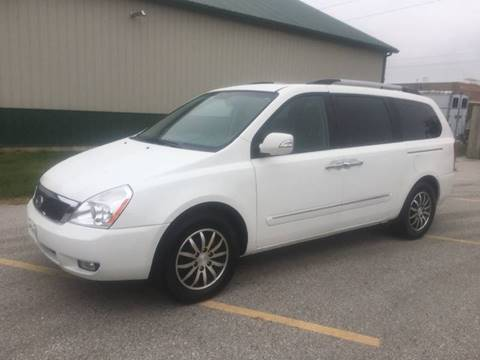 2012 Kia Sedona for sale in Des Moines, IA
