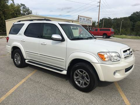 2007 Toyota Sequoia for sale in Des Moines, IA