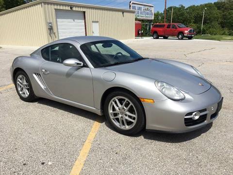 2007 Porsche Cayman for sale in Des Moines, IA