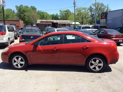 2007 Pontiac G6 for sale in Des Moines, IA