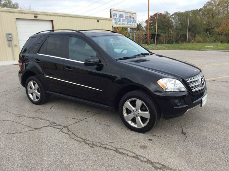 2011 Mercedes-Benz M-Class ML 350 4MATIC AWD 4dr SUV - Des Moines IA