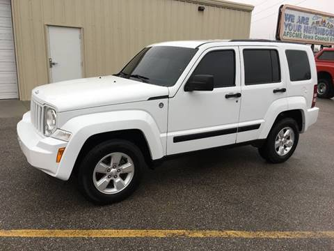 2011 Jeep Liberty for sale in Des Moines, IA