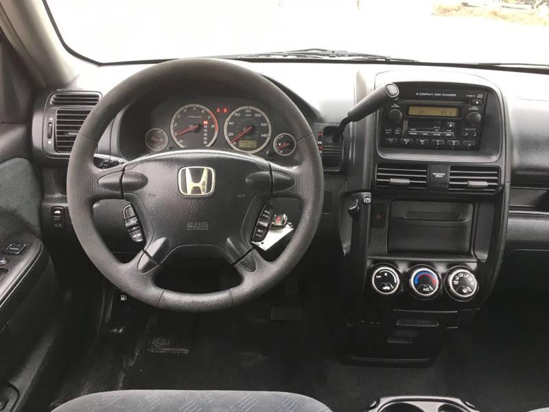 2005 Honda CR-V AWD EX 4dr SUV - Des Moines IA