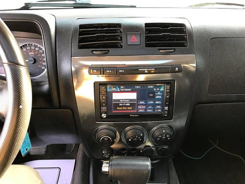 2007 HUMMER H3 H3X 4dr SUV 4WD - Des Moines IA