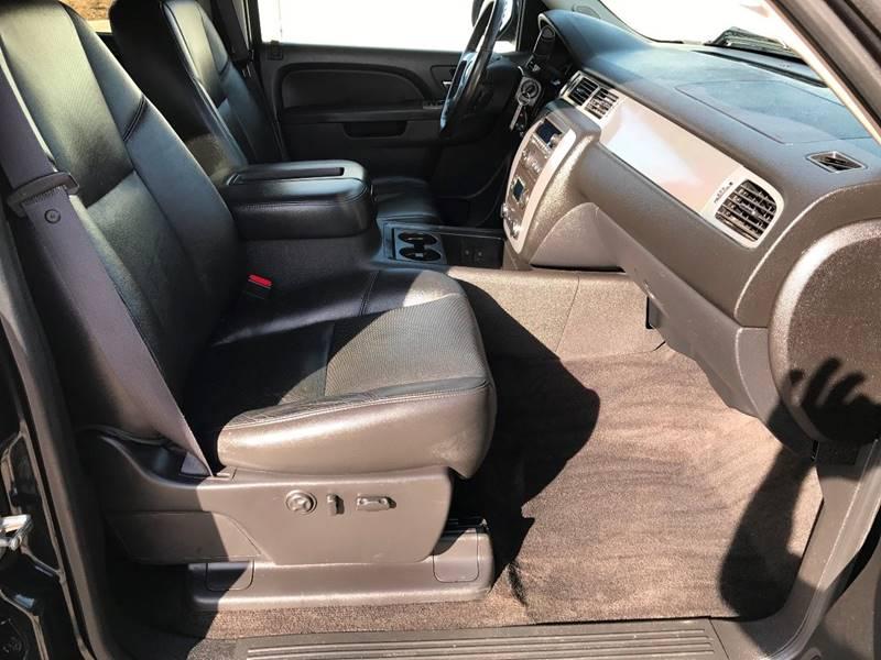2012 Chevrolet Silverado 1500 4x4 LTZ 4dr Crew Cab 5.8 ft. SB - Des Moines IA