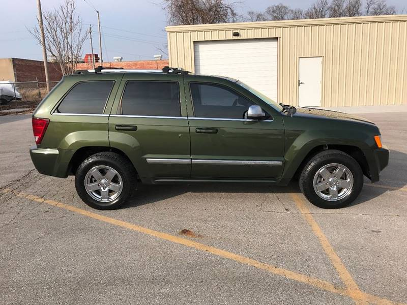 2006 Jeep Grand Cherokee Overland 4dr SUV 4WD - Des Moines IA