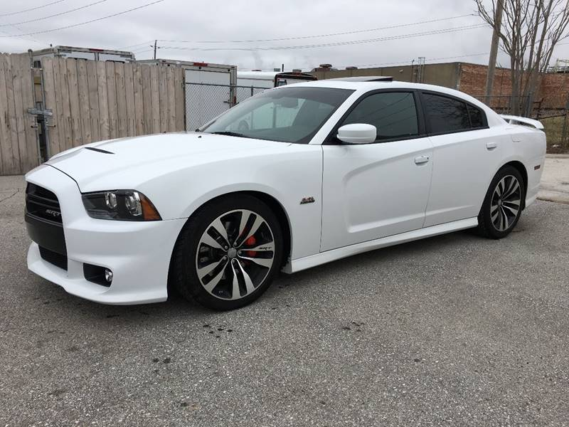 2012 Dodge Charger SRT8 4dr Sedan - Des Moines IA