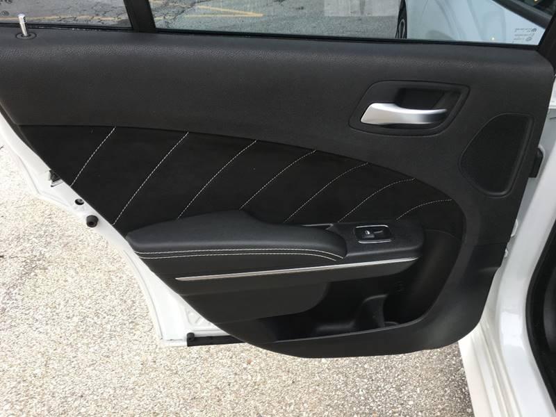 2012 Dodge Charger SRT8 4dr Sedan - Des Moines IA
