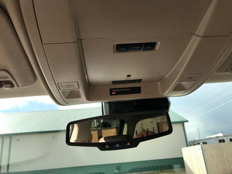 2014 GMC Sierra 1500 4x4 SLT 4dr Crew Cab 5.8 ft. SB - Des Moines IA