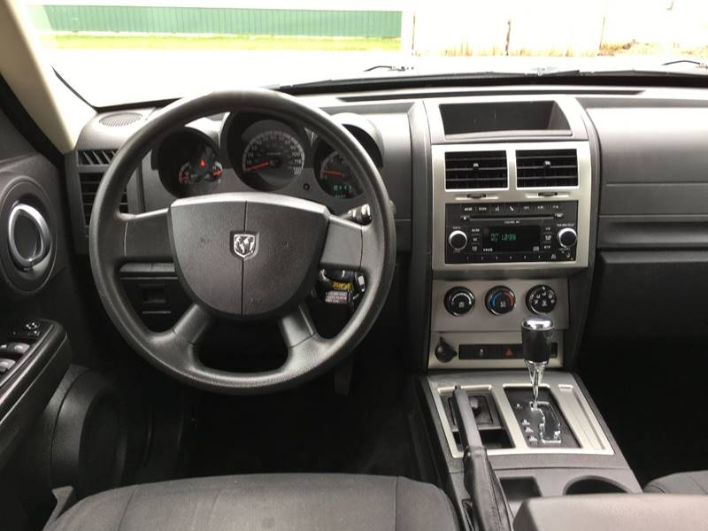 2011 Dodge Nitro 4x4 Heat 4dr SUV - Des Moines IA