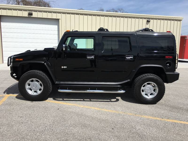 2005 HUMMER H2 Adventure Series 4WD 4dr SUV - Des Moines IA