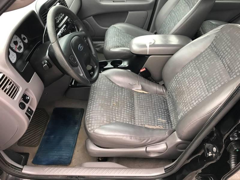 2002 Ford Escape XLS Choice 4WD 4dr SUV - Des Moines IA
