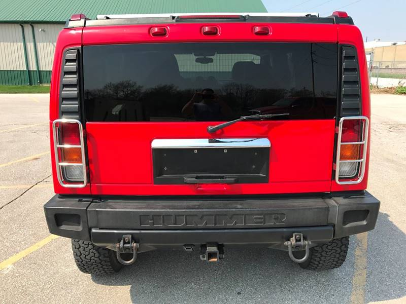 2004 HUMMER H2 Adventure Series 4WD 4dr SUV - Des Moines IA