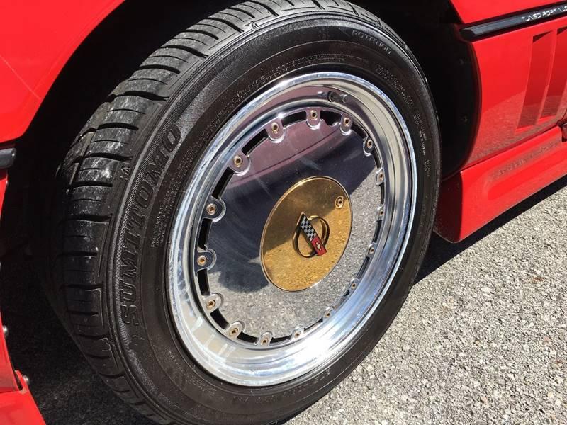 1989 Chevrolet Corvette 2dr Convertible - Des Moines IA