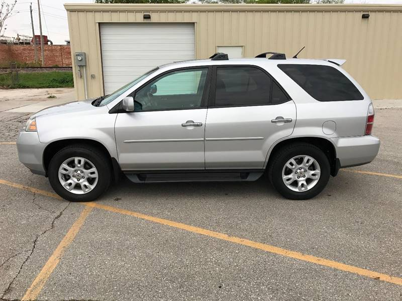 2004 Acura MDX AWD Touring 4dr SUV - Des Moines IA