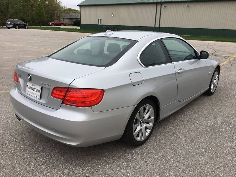 2011 BMW 3 Series AWD 328i xDrive 2dr Coupe - Des Moines IA