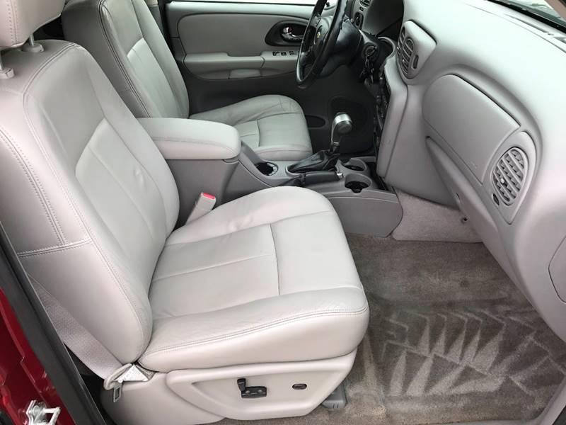 2007 Chevrolet TrailBlazer LT 4dr SUV 4WD - Des Moines IA