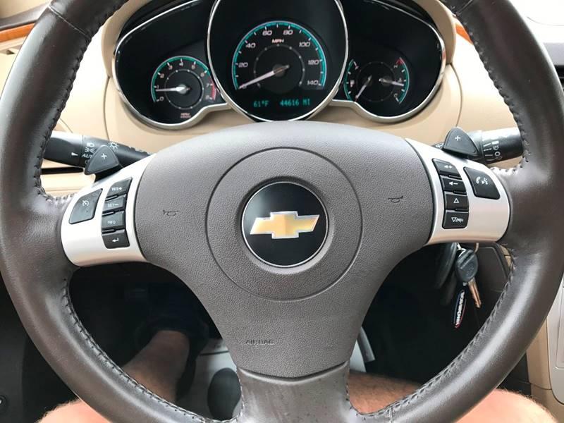 2010 Chevrolet Malibu LT 4dr Sedan w/2LT - Des Moines IA