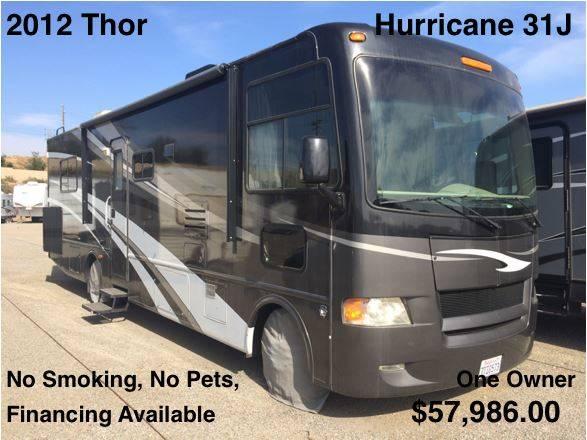 2012 Thor Industries Hurricane 31J  - Tucson AZ