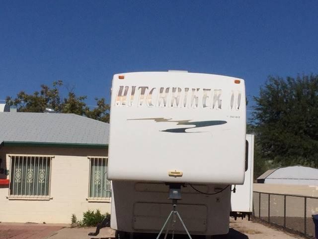 2001 Nu-Wa Hitchhicker II 29RK  - Tucson AZ