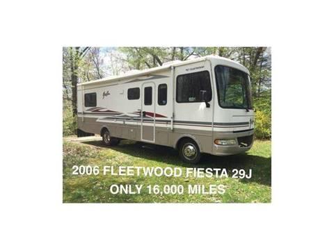 2006 Fleetwood Fiesta