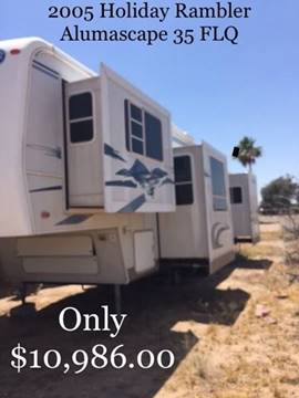 2005 Holiday Rambler Alumascape for sale in North America, AZ