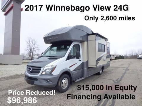 2017 Winnebago View
