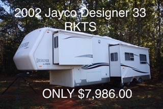 2002 Jayco Designer for sale in North America, AZ