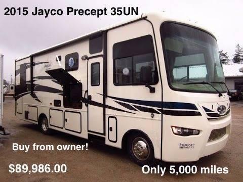 2015 Jayco Precept
