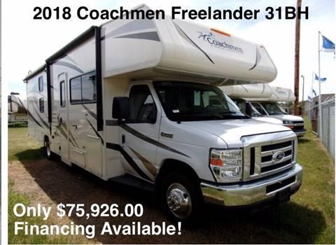 2018 Coachmen Freelander