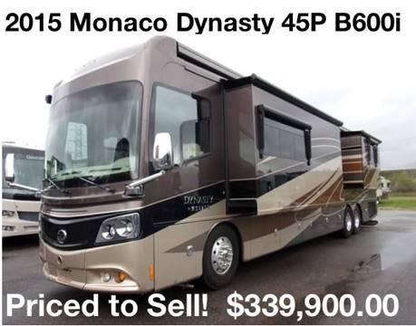 2016 Monaco Dynasty 45P