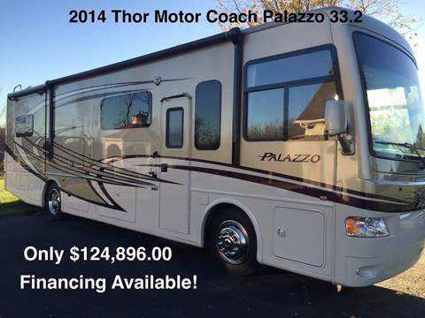 2014 Thor Industries Palazzo 33.2