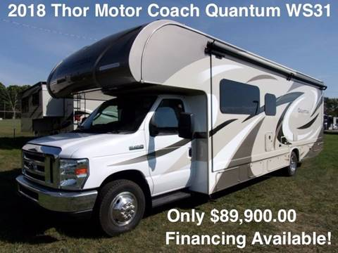 2018 Thor Industries Quantum