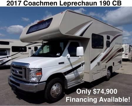 2017 Coachmen Leprechaun