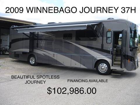 2009 Winnebago Journey