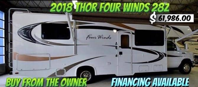 2018 Thor Industries Four Winds for sale at RV Wheelator in North America AZ