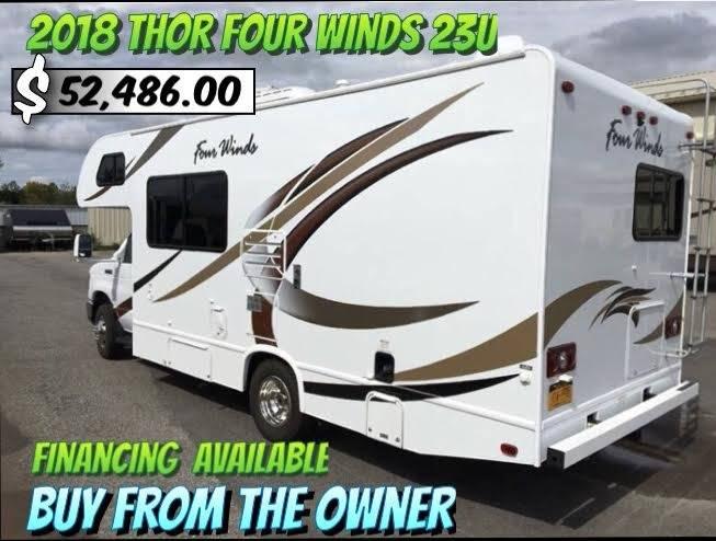 2018 Thor Industries Four Winds 23U - North America AZ
