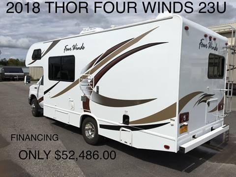 2018 Thor Industries Four Winds