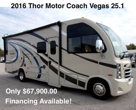 2016 Thor Industries Vegas