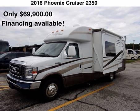 2016 Phoenix Cruiser