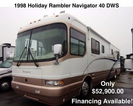 1998 Holiday Rambler Navigator