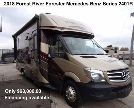 2018 Forest River Forester