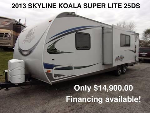2013 Skyline Koala Super Lite