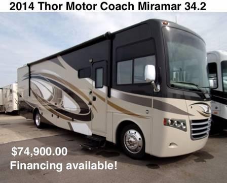 2014 Thor Industries Miramar