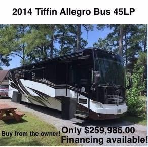 2014 Tiffin Allegro Bus