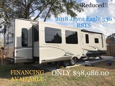 2018 Jayco Eagle