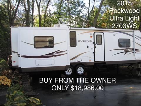 2015 Rockwood Ultra Lite for sale in North America, AZ